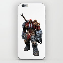 Darksiders War iPhone Skin