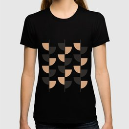Slices - Caramel and Black Coffee T-shirt