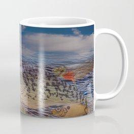 Migration of the Crankbaits Coffee Mug