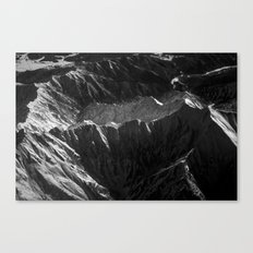 Mountains in Japan Canvas Print
