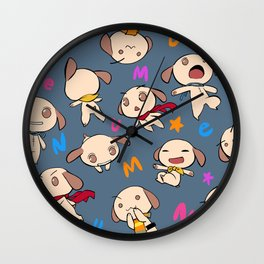 nemu*nemu Wall Clock