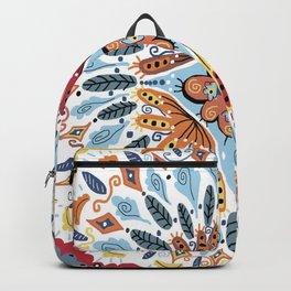 Spanish Tiles Backpack