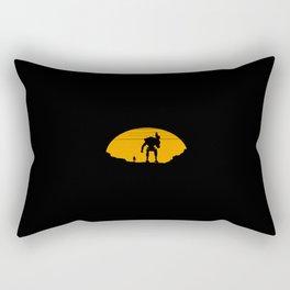 Tinfall Rectangular Pillow