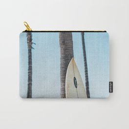 Surfing Day Carry-All Pouch