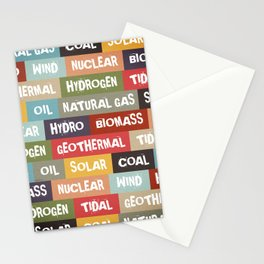 All Of The Above Stationery Cards