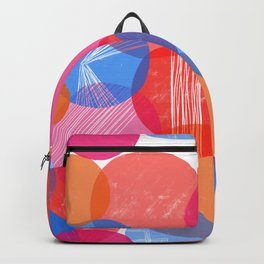 Bauhaus Bubbles Backpack
