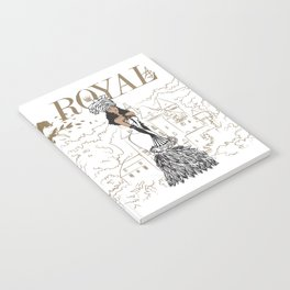 Kayla Royal Notebook