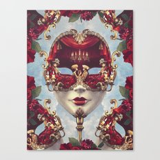 Floral Decadence Canvas Print