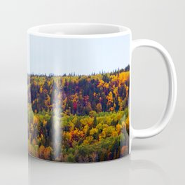 Fall Harvest and the Hills Coffee Mug