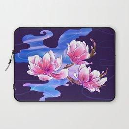 Magnolia night Laptop Sleeve
