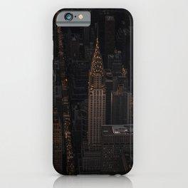 New York City - Golden hour iPhone Case