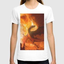 Dragon's world T-shirt