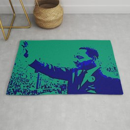 Martin Luther - The Great - Society6 BLM Online Art Shops - Dr King - Jr. Michael sxx Rug