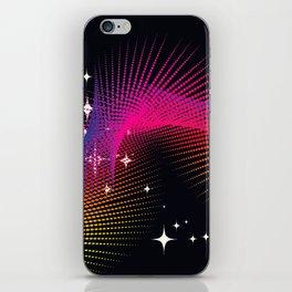 Herzschlag der Zeit iPhone Skin