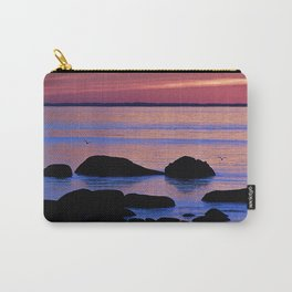 Nature's Evening Kiss Carry-All Pouch