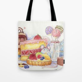 Sweet Thieves Tote Bag