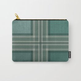 Shades of green Carry-All Pouch