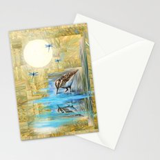 Nature Reflected Series: Speckled Plover Stationery Cards