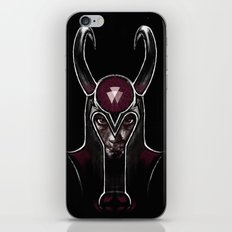 Mischief iPhone & iPod Skin