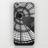 melbourne iPhone & iPod Skins featuring Melbourne Central by AdventurousMelburnian