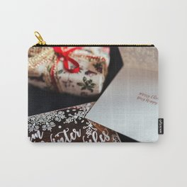 Warm Winter Wishes Carry-All Pouch