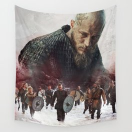 The Heart Of A King Wall Tapestry