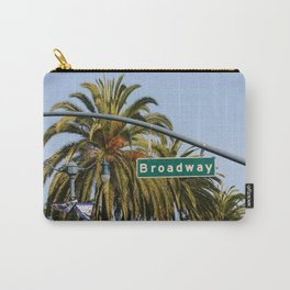 Broadway San Francisco Carry-All Pouch