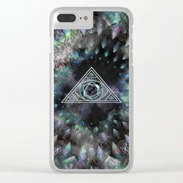 Benzseen Clear iPhone Case