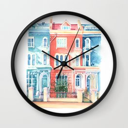 London, Notting Hill Wall Clock