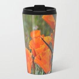 Pack of Poppies Travel Mug