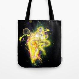 Golden Frieza Tote Bag