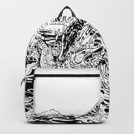 Lake Monster Backpack
