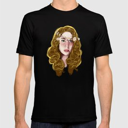 Flowers In Your Hair.... T-shirt
