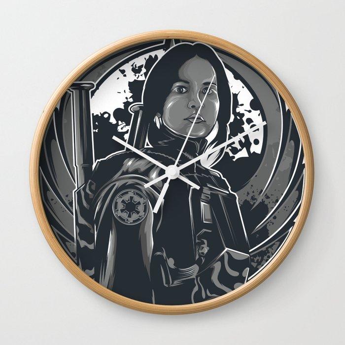 Rogue One Wall Clock