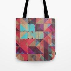 Risograph 1/Diamond Tote Bag