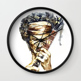 Keith Wall Clock