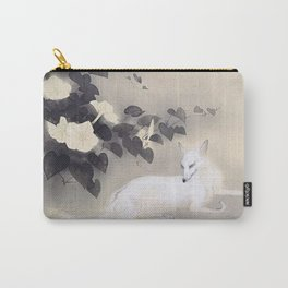 Hashimoto Kansetsu Summer Evening 1941 Carry-All Pouch