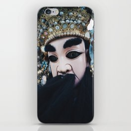 mask iPhone Skin