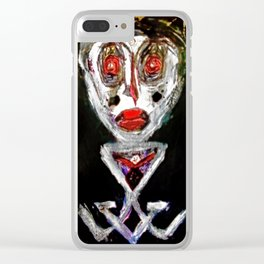 Lucifer Clear iPhone Case