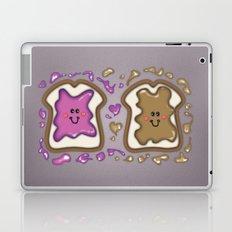 PBJ Sandwich Laptop & iPad Skin