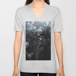 To dissolve - not to crumble to pieces... Unisex V-Neck