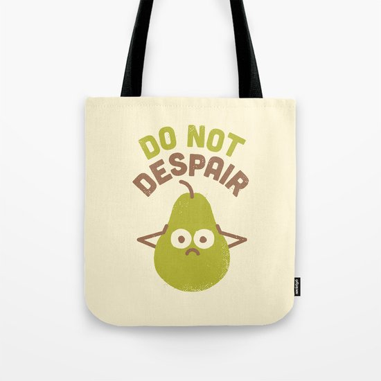 A Fruitful Admonition Tote Bag