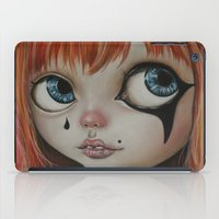 circus iPad Cases featuring Circus  by Bella Harris