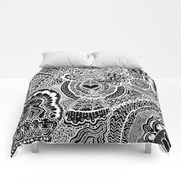 Love Doodle Comforters