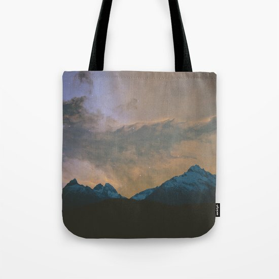 Galaxy Tote Bag