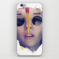 Bundenko collage iPhone & iPod Skin