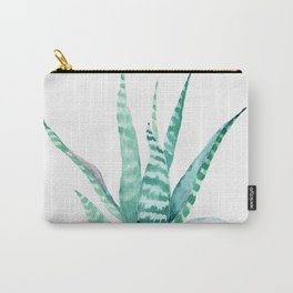 Succulent Life Carry-All Pouch