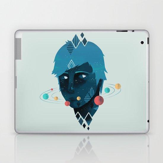 Mind/Space Laptop & iPad Skin