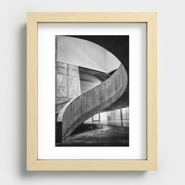 Spiral (Tate Modern, London) Recessed Framed Print