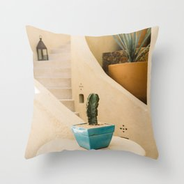 Cabo Architecture II Throw Pillow